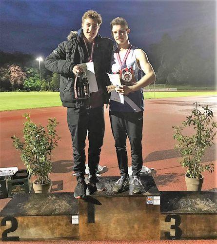 Gelungene Premiere der U16-Hindernismeisterschaften