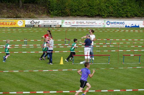 Premiere der KiLa-Einzelmehrkampfwertung in Hünfeld