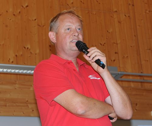 HLV-Vizepräsident Leistungssport Martin Rumpf im NNP-Interview