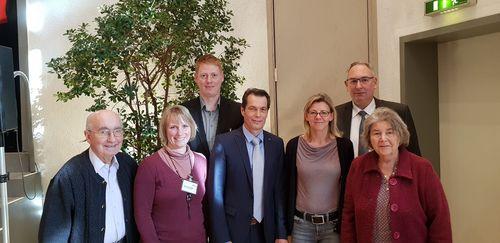 HLV-Verbandstag wählt neues Präsidium