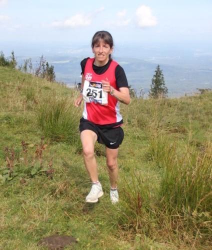 Berglauf-DM: Erneute Überraschung durch Laura Hottenrott